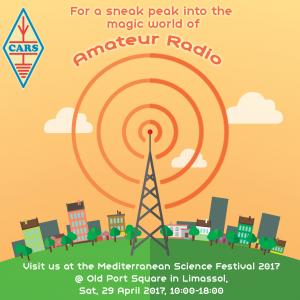 Med Science Festival 2017 poster