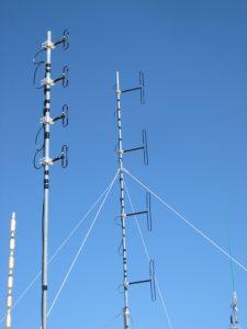 Troodos rptr antennas