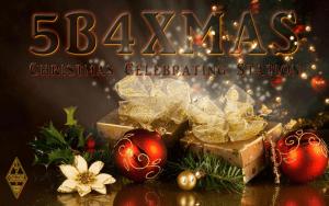 5B4XMAS via 5B4ALX