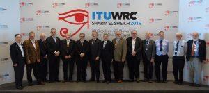 IARU ITU WRC-19 Team